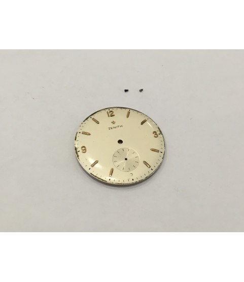 Zenith 40 watch dial 32.5mm part