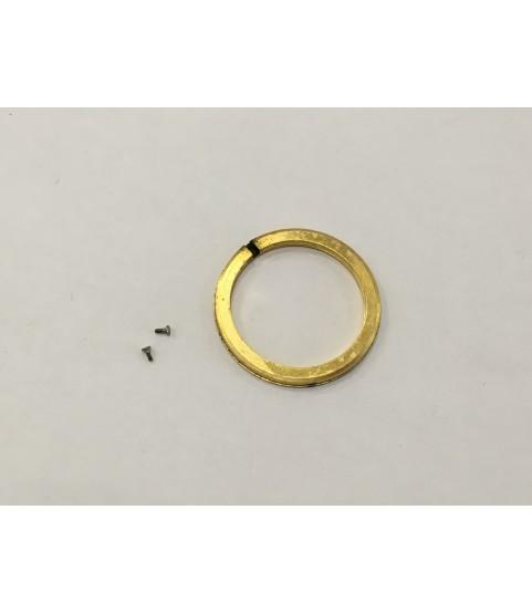 Zenith 40 movement metal ring part
