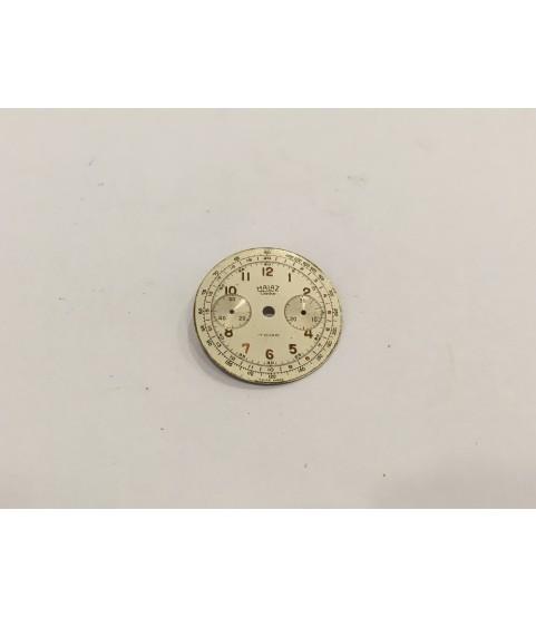 Landeron 48 Malaz Geneve dial 32.2 mm