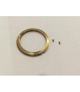 Zenith 126 movement metal ring part