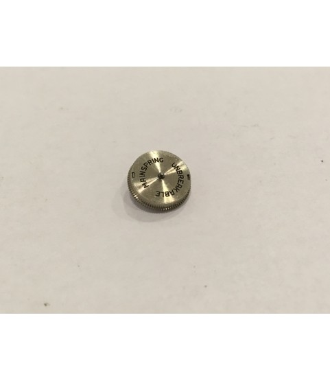 Jaeger-LeCoultre K814 alarm barrel with cover part 7182