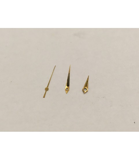 Jaeger-LeCoultre K814, 489 set of hands for watch/clock
