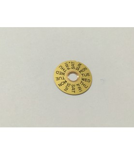 Omega 1020, 1021, 1022 day star and dial-dsic part 1516