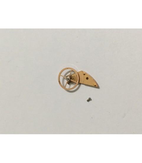 Omega 1020, 1021, 1022 balance wheel with bridge part 1030