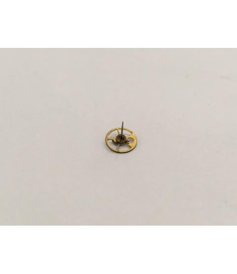 Venus 170 chronograph runner wheel, mounted 60 seconds part 8000