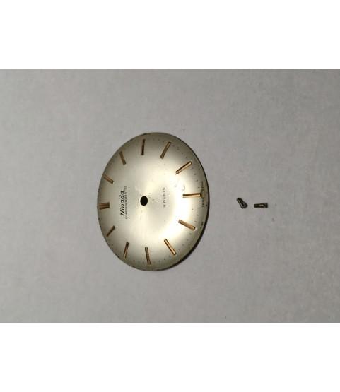 ETA 2391 Nivada dial part 31.0 mm