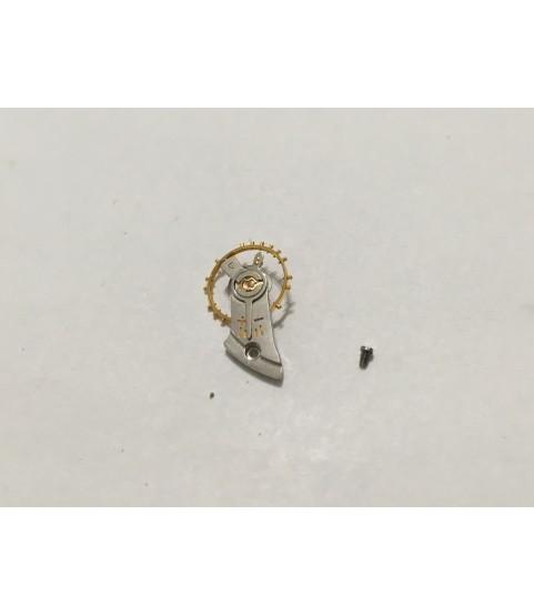 Longines 291, 290 balance wheel with bridge part 721 and 121/1