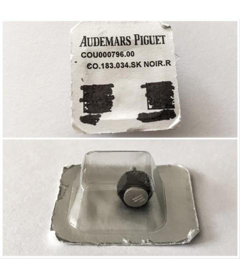New Audemars Piguet Royal Oak Offshore 25940 black rubber crown