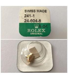 New Rolex 18k gold crown  24-604-8 16203, 16233, 16238, 16248, 16263