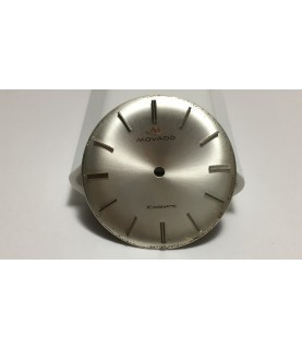 Movado Kingmatic 531 dial watch part 29 mm