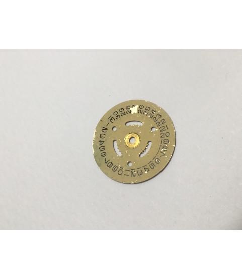 Rolex 2030, 2035 date ring disc part