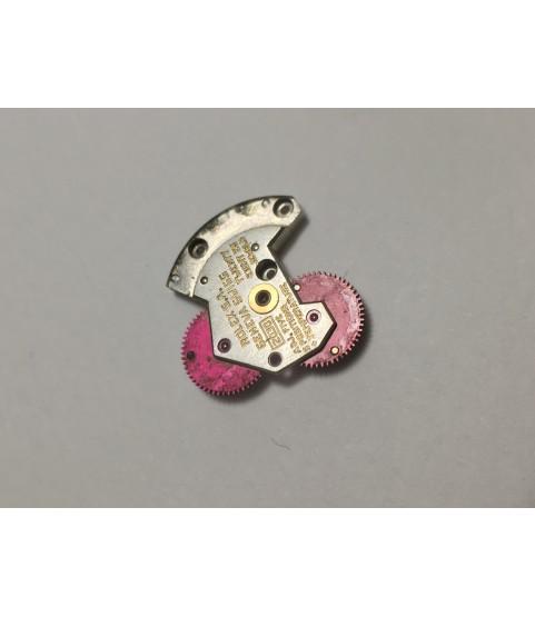 Rolex 2030 automatic device upper bridge with reversing wheels part 4471