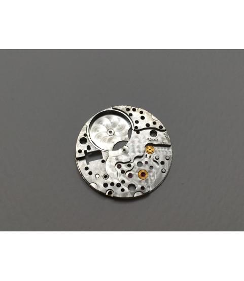 Rolex 1225 main plate part 7619