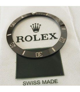 New Rolex Submariner 116610LN ceramic bezel insert