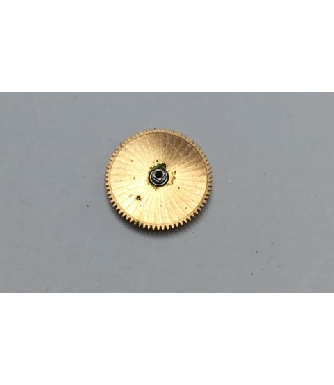 Omega 491 barrel wheel with mainspring part 1200