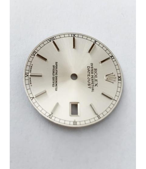 Rolex Datejust dial crema/white 16013, 16014, 16030, 16000, 16200