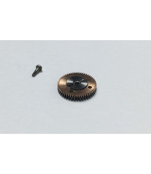 Omega 491 ratchet wheel mounted part 1100