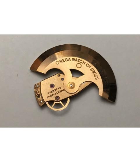 Omega 562 rotor oscillating and train bridge part 1026, 1031