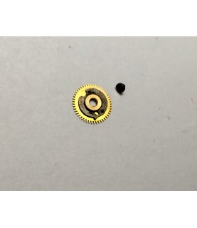 Valjoux 7734 date indicator driving wheel mounted part 2556/1