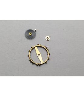 Landeron 151 balance wheel with hairspring part