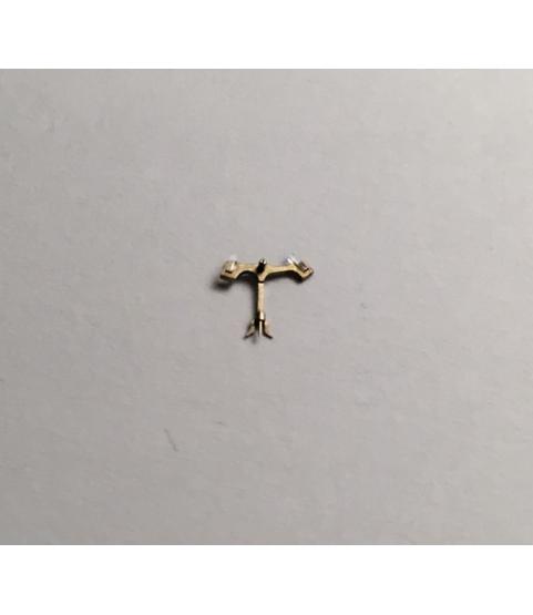 Landeron 149 jewelled pallet fork and staff anker part