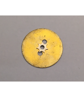 Longines Admiral 507 day ring disc part