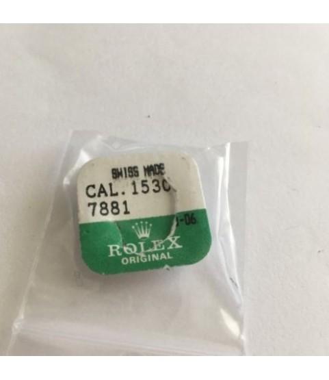 New original Rolex 1530 setting lever part 7881