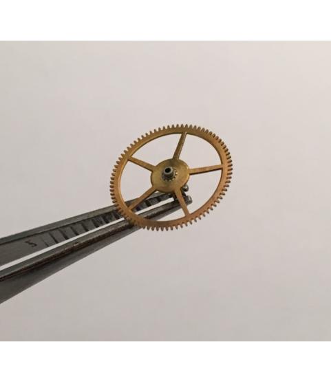 Venus 150 center wheel with pinion part