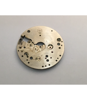 Venus 150 main plate part