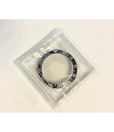 New Rolex GMT 116710LN ceramic bezel insert part