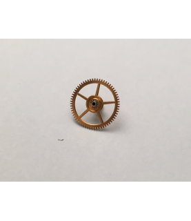 Valjoux 23 center wheel with pinion part
