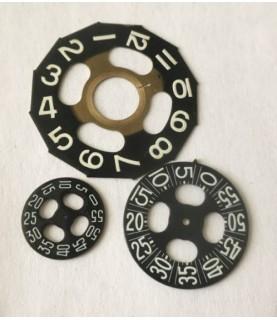 Lip Baschmakoff R874 lot of dials parts