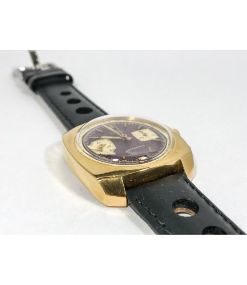 Vintage Difor Chronograph Men's Watch Valjoux 7734