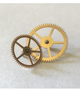 Venus 170 center and fourth wheels part