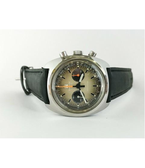 Vintage Tissot Navigator Chronograph Men's Watch Lemania 872