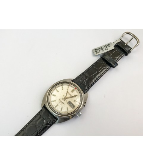 Vintage automatic Seiko Bell Matic alarm men's watch 4006-6011