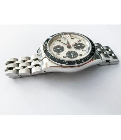 Automatic Tudor Chrono Prince watch 79260 white dial full set