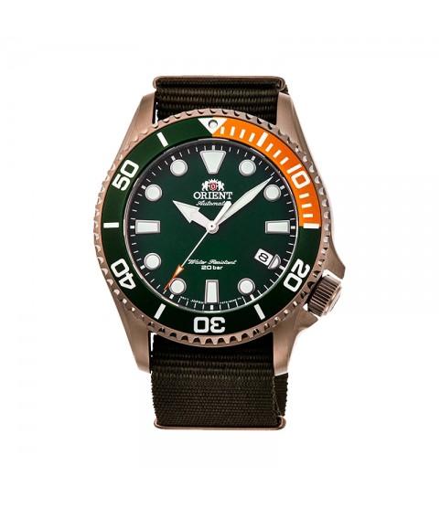 New Orient Diver RA-AC0K04E10B automatic men's watch