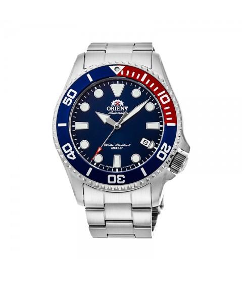 New Orient Pepsi Diver RA-AC0K03L10B automatic men's watch