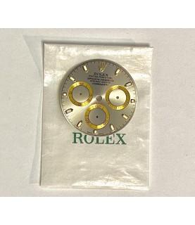 Rolex Daytona Chromalight grey dial 116503, 116508, 116518, 116523, 116528, 116568NR