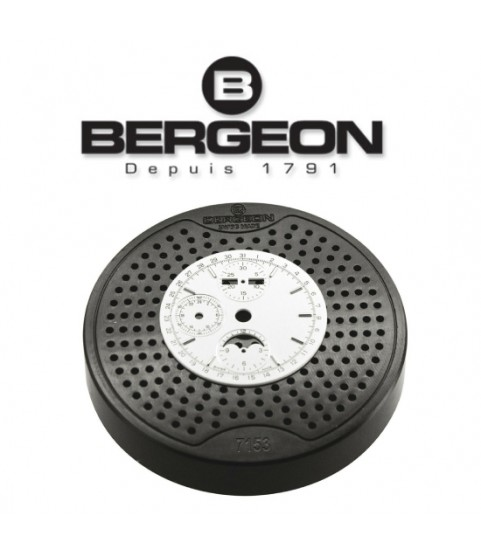 Bergeon 7153 watch dial plate support to 60mm