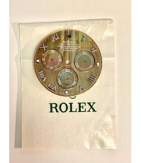 Rolex Daytona White Gold mother of pearl dial 116509, 116519, 116589BR, 116589SACI