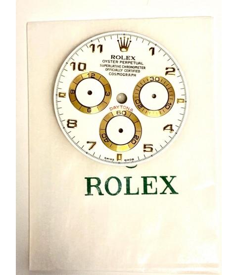 Rolex Daytona 116523, 116528 porcelain dial (first series)