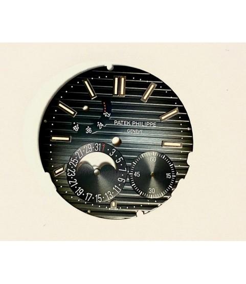 Patek Philippe Nautilus 5712 blue dial part