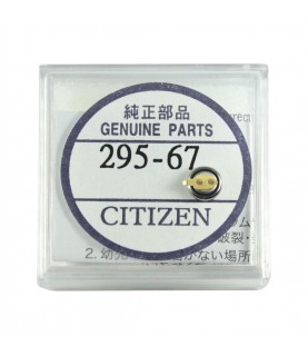 Citizen 295-67 (295-6700) capacitor battery for Eco-Drive watches