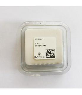 New Rolex crystal glass 25-3 6615, 6621, 6623, 6713, 6717, 6800, 6801, 6803