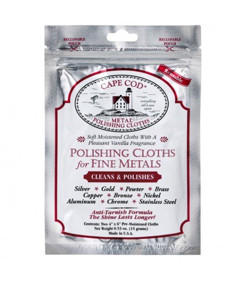Cape Cod polish cloth