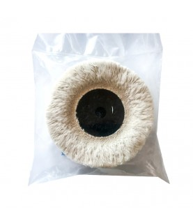 Polirapid Cotton Wheel is of Extra-Soft Cotton for polishing All Materials 100x25mm