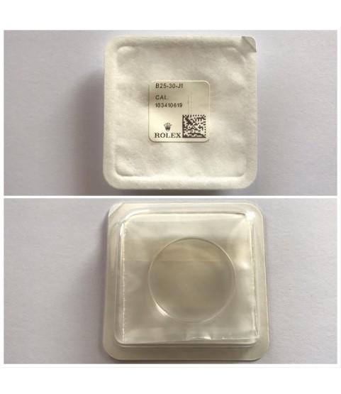 New Rolex crystal glass 25-30 6420, 6544, 6545, 6548, 6559, 6549