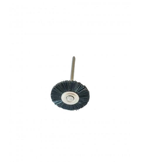 Miniature Round Small Medium Brushes bristles 21mm